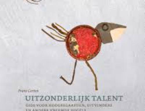 Uitzonderlijk talent – Frans Corten